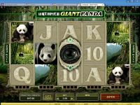 Untamed - Giant Panda Microgaming Slot
