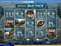Untamed - Wolf Pack Microgaming Slot