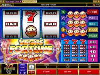 Vegas Fortune Microgaming Slot