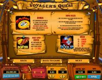 Voyager's Quest Topgame Slot