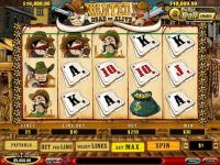 Wanted Dead or Alive PlayTech Slot