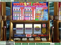 Wheel of Chance 3-Reels WGS Technology Slot