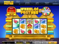 Wheel of Fortune Hollywood Edition IGT Slot