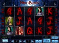 Wild Blood Play'n GO Slot
