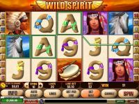 Wild Spirit PlayTech Slot