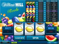 William Hill Reels PlayTech Slot