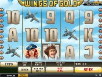 Wings of Gold PlayTech Slot