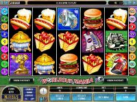 Worldcup Mania Microgaming Slot