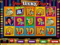 Your Lucky Day Microgaming Slot