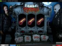 Zombies and Vampires 888 Slot