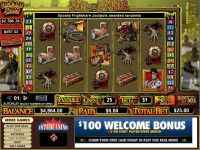 Zone of Zombies CryptoLogic Slot