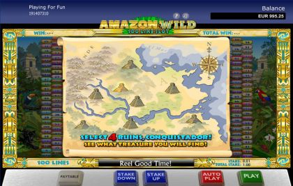 Amazon Wild IN DOUBT Second Screen Game