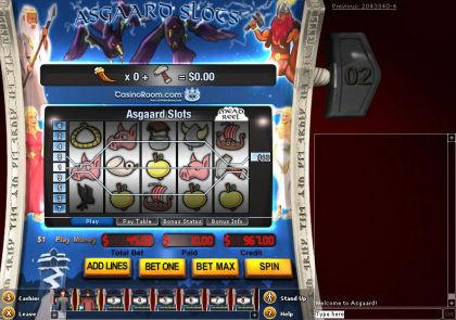 Asgaard IN DOUBT Free Spins