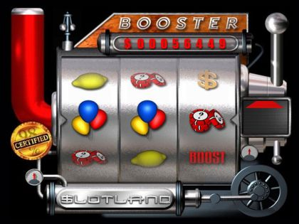 Booster Slotland Software Free Spins