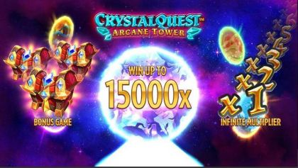 Crystal Quest: ArcaneTower Thunderkick Multipliers