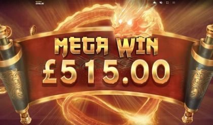 Dragon's Luck Deluxe Red Tiger Gaming Free Spins
