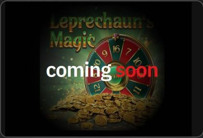 Leprechaun's Magic Red Tiger Gaming Wheel of Fortune