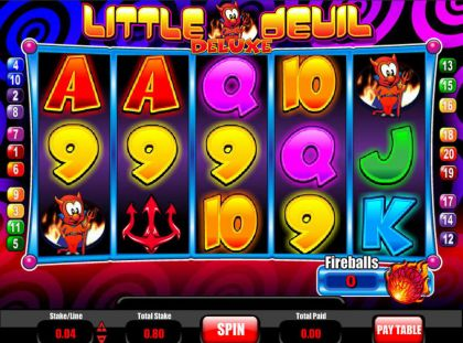 Little Devil Deluxe Mazooma Second Screen Game