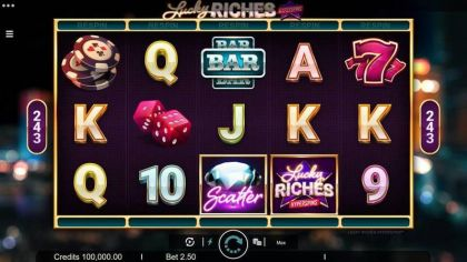 Lucky Riches Microgaming Hyperspins