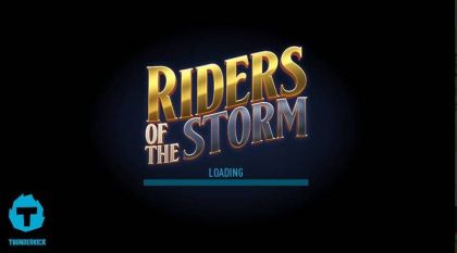 Riders of the Storm Thunderkick Wild Reels