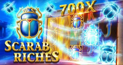 Scarab Riches Booongo Free Spins