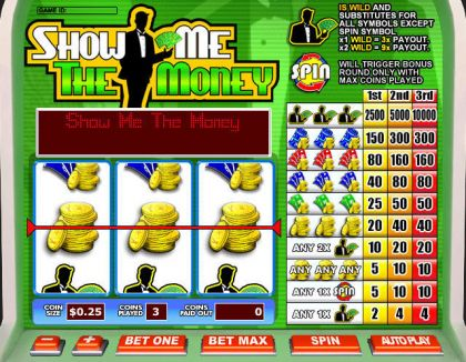 Show Me The Money Leap Frog Second Screen Game