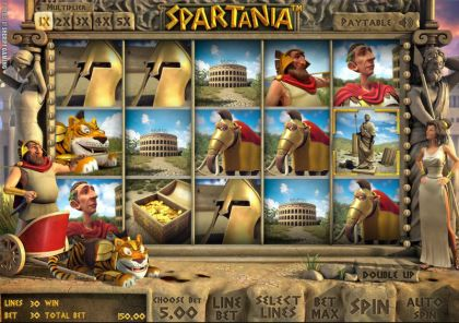 Spartania StakeLogic Second Screen Game