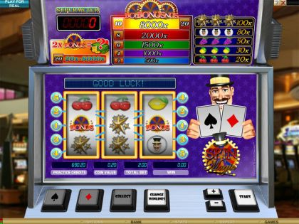 Spin Magic Microgaming Second Screen Game