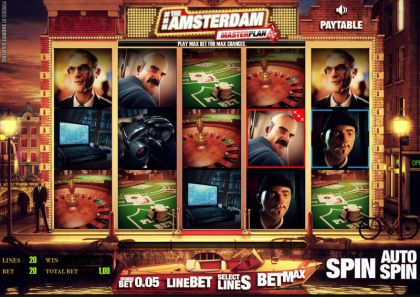 The Amsterdam Masterplan StakeLogic Free Spins