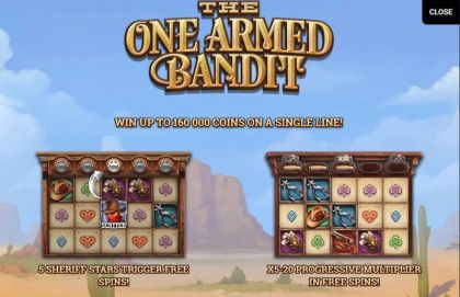 The One Armed Bandit Yggdrasil Re-Spin