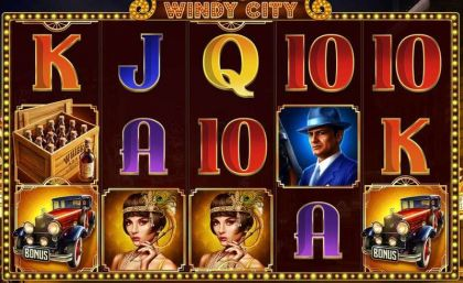Windy City Endorphina Free Spins