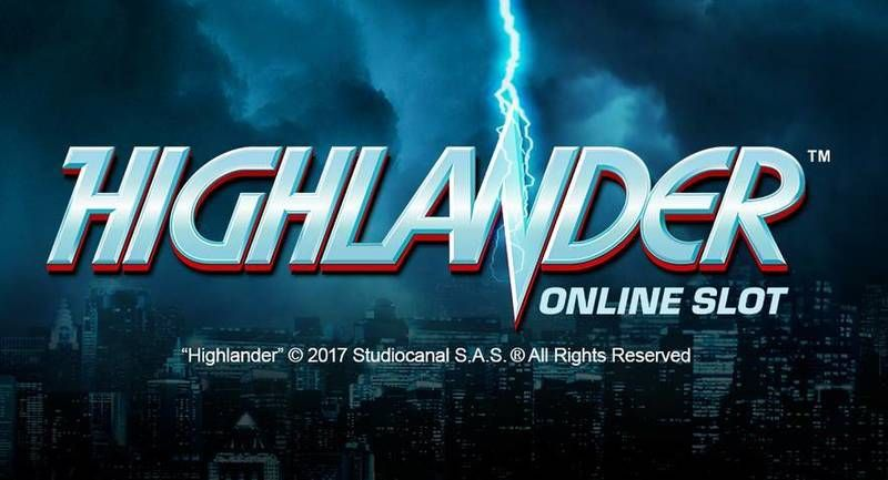 Highlander Microgaming  Slot