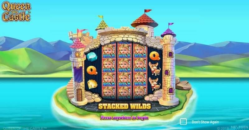 Queen of Castle NextGen Gaming Slot