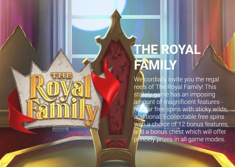 The Royal Family Yggdrasil Slot
