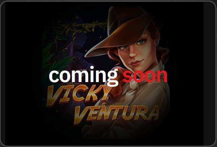 Vicky Ventura Red Tiger Gaming Slot